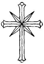 Scientology-Kreuz Irreführendes Kreuz: Das Symbol soll von der Fassade der Scientology-Filiale entfernt werden, weil es fälschlicherweise einen Bezug zur Religion suggeriere.