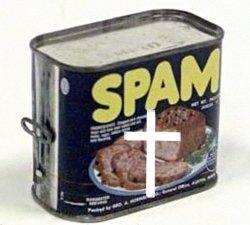 Religiöser Spam