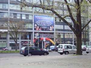 Scientology Bunker Berlin