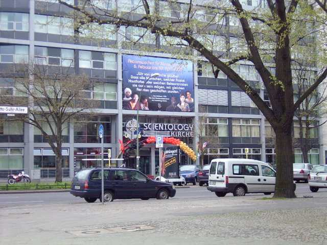 Das Hauptquartier der Sekte in Berlin, Quelle: brightsblog