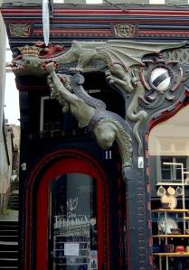 Drachen und Teufel in Marburg (CC-by-sa/3.0 by Sicherlich)