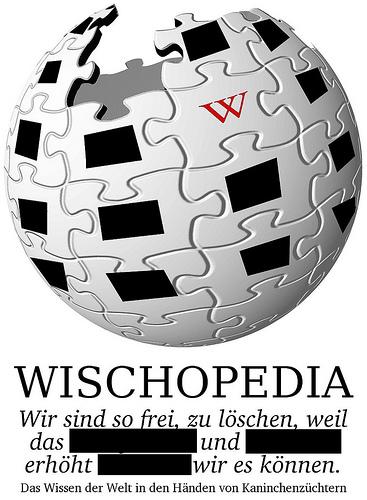 Wischopedia (CC-by-nc-sa von Elias Schwedtfeger /flicker)