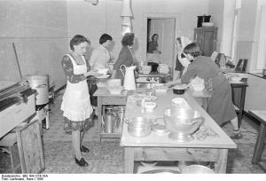 Altenheim historisch 1956