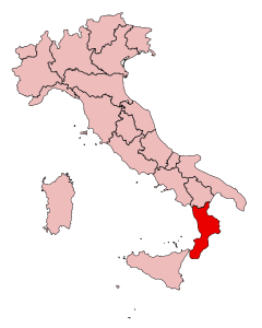 Region Kalabrien