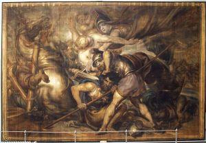 Homerische Schlacht