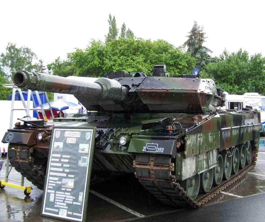 Themenbild. Leopard 2A5 _3, Bild: BB