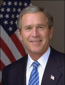 George W. Bush (wikipedia)