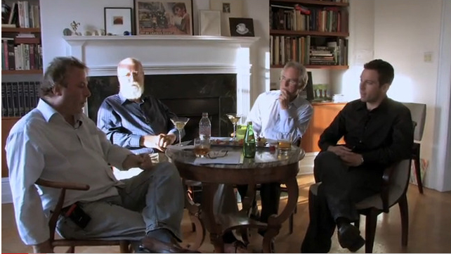 Snapshot : The Four Horsemen, RDF, Bild: brightsblog