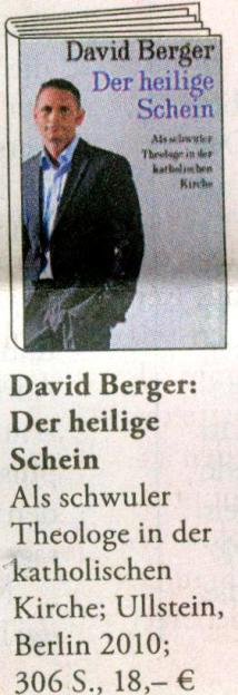Meisner entlässt David Berger, was zu erwarten war