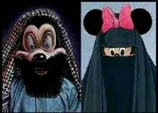 micky maus tweet ver rgert islamische fundamentalisten brights die natur des zweifels. Black Bedroom Furniture Sets. Home Design Ideas