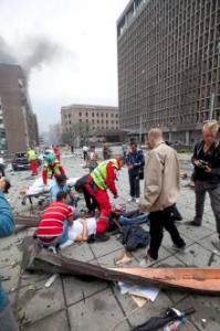 Oslo 22.07.2011. Themenbild