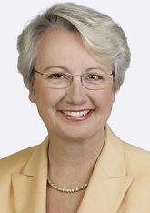 Annette Schavan (Bild: Wikimedia Commons/Laurence Chaperon, CC-BY-SA 3.0)