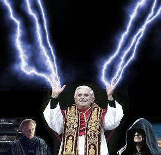 B16-Ratze erklärt II. Vatikanisches Konzil, schlimmer geht nimmer!