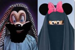 Micky-Maus_Mohammed