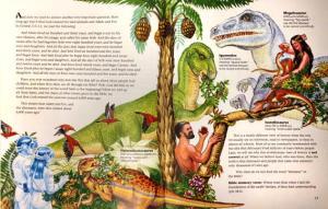 Dinosaurs of Eden by Ken Ham  Bild: slate
