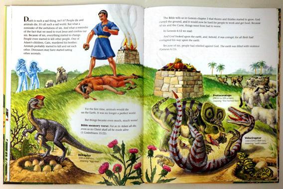 Dinosaurs of Eden by Ken Ham