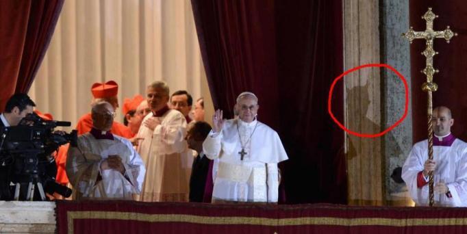 Bildergebnis für Bilder zu Papst und Teufel