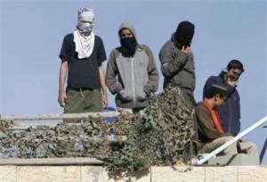 Hilltop Youth (Jugendbewegung rechtsgerichteter Siedler, Bild: Reuters)