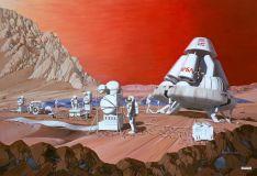 Bild: Les Bossinas, NASA Lewis Research Center (public domain)