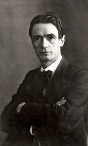 Rudolf Steiner (Bild: public domain)