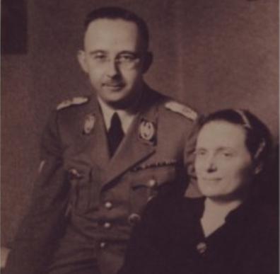 Heinrich und Marga Himmler