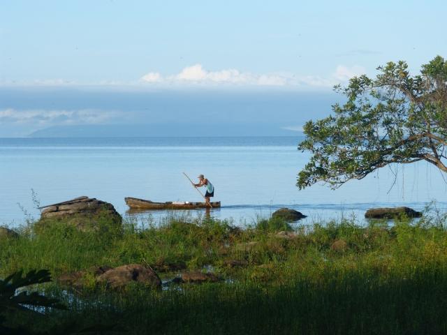 Blick auf den Nicaraguasee. Foto: Axel Meyer