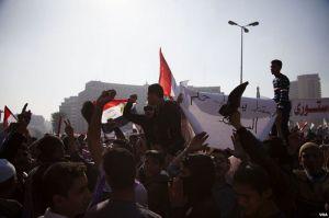 Proteste gegen die ägyptische Muslimbruderschaft (Bild: Voice of America, Public Domain/US-Gov)