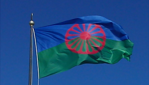 Roma-Fahne