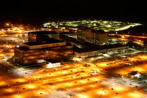 NSA headquarters in Fort Meade (credit: Trevor Paglen)The//INTERCEPT