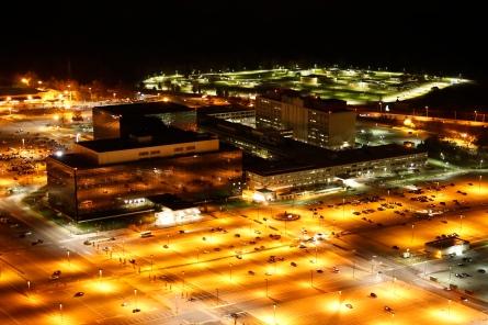 NSA headquarters in Fort Meade (credit: Trevor Paglen)The//INTERCEPT