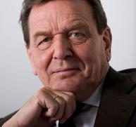Gerhard Schröder, Bild: HP