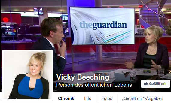 Vicky Beeching Facebook/Screenshot.BB