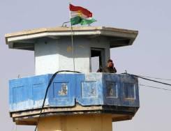 Kurden Wachturm, Bild:derStandard.at