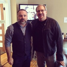 Mark Driscoll and Rick Warren  Image: pastormark.tv