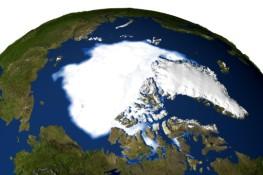 Nordpol, Bild: NASA/PD