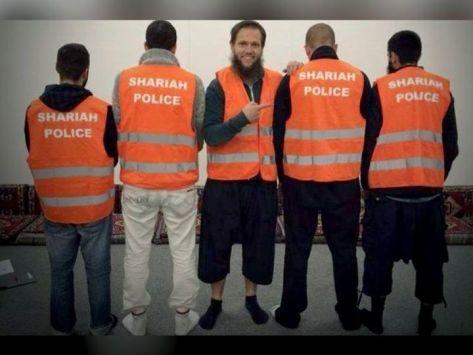 Scharia-Polizei