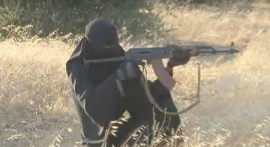 Diese junge Britin ist nach Syrien gekommen, um sich am Dschihad zu beteiligen Screenshot Channel 4