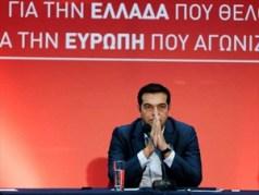 foto: epa / sotiris barbarousi Beten ist Alexis Tsipras' Sache nicht. Dennoch sieht er in Papst Franziskus einen Partner zur Verfolgung gleicher Ziele
