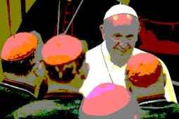 Papst Franziskus während einer Synode zum Thema Familie© Max Rossi/Reuters/Bearb.BB