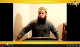 Ebu Tejma auf YouTube / Bild: YouTube/Tauhid Germany 2