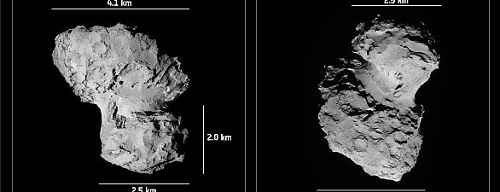 © ESA / Rosetta / MPS for OSIRIS Team MPS / UPD / LAM / IAA / SSO / INTA / UPM / DASP / IDA
