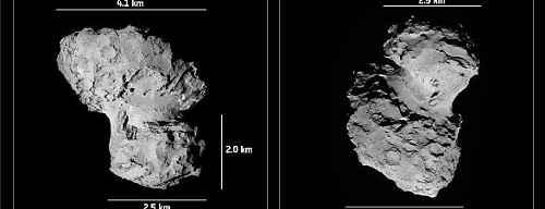 © ESA / Rosetta / MPS for OSIRIS Team MPS / UPD / LAM / IAA / SSO / INTA / UPM / DASP / IDA