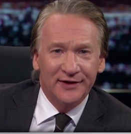'Real Time' host Bill Maher [YouTube]
