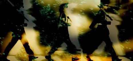 Deutsche im IS-Krieg - Nur über die anderen lesen wir nichts in der Presse © Sara @ flickr.com (CC 2.0), bearb. MiG