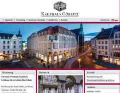 HP Kaufhaus Görlitz, Screenshot: BB