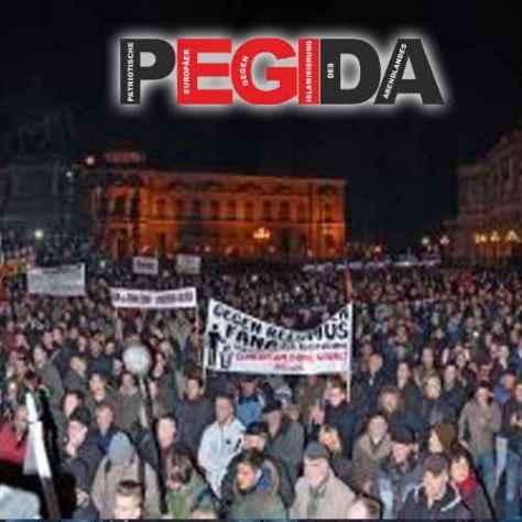 """Bild: pegida/FB, Screenshot:BB Die UN-Experten nennen keine Beispiele für den Rassismus, sondern sprechen nur von """"bestimmten Parteien und Bewegungen""""."""