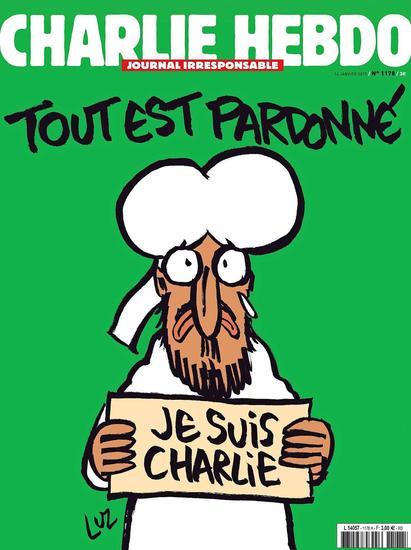 Bild. Charlie Hebdo