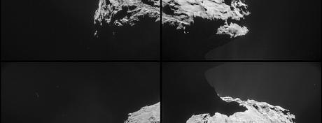 © ESA/Rosetta/NavCam CC BY-SA