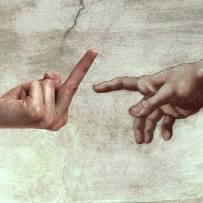 Nein Danke. Brauchen wir nicht.  Image. Godless Atheists/FB