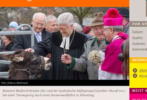 HP evangelisch.de. Screenshot: BB